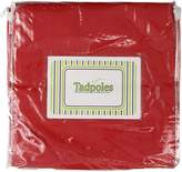 "Tadpoles Classic Set/2 84"" Solid Color Curtain Panels - Red"