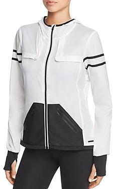 Blanc Noir Moonlight Hooded Jacket