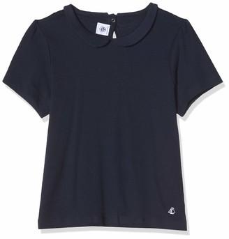 Petit Bateau Girl's 5424502 T-Shirt