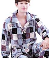 Splendid-Dream pajamas Splendid-Dream Men's Flannel Soft Pajama Pant with pockets (2XL, )