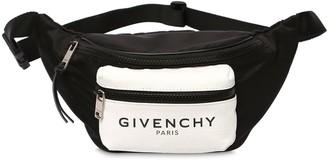 Givenchy Glow-In-The-Dark Nylon Belt Bag