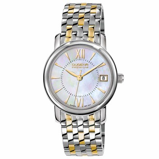 Dugena Ladies Watch Rondo Petit Analog Quartz Stainless Steel 7090155