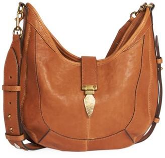 Isabel Marant Kaliko Leather Hobo Bag