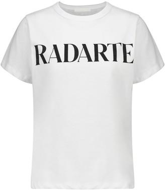 Rodarte Radarte printed T-shirt
