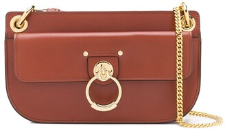 Chloé Calf Leather Bag With Gold Detail