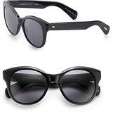 Jacey 53MM Round Sunglasses