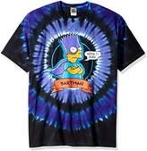 Liquid Blue Men's Bartman Concentric T-Shirt