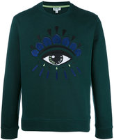 Kenzo Icon Eyes sweatshirt - men - Cotton - XL