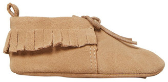 Seed Heritage Suede Moccasin