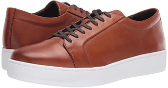 Calvin Klein Nemi (Vachetta Rugged Burnish Leather) Men's Lace up casual Shoes