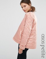 Asos Jacket in Quilt Detail
