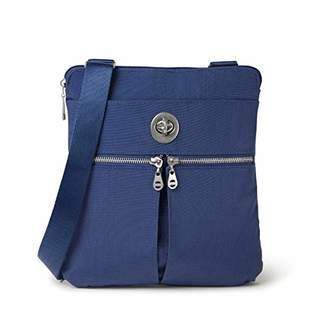 Baggallini Madras RFID Crossbody Bag