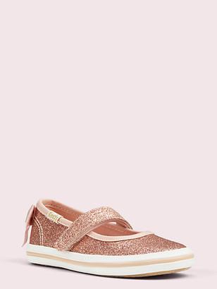 Kate Spade Keds X Sloan Mary Jane Toddler Sneakers