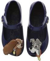 Mini Melissa Mini Ultragirl + Lady and The Tramp Girl's Shoes
