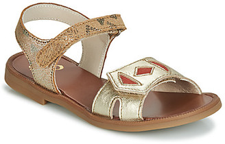 GBB CAVOLA girls's Sandals in Gold