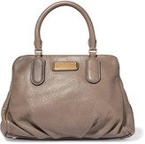 Marc by Marc Jacobs Baby Groovee textured-leather tote