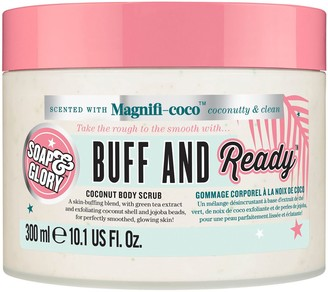 Soap & Glory Magnificoco Buff and Ready Body Exfoliator