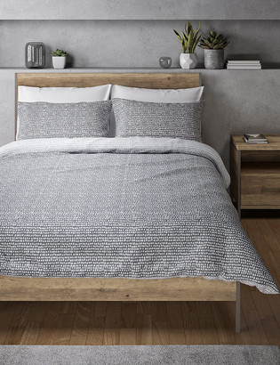 Marks and Spencer Isla Geometric Bedding Set