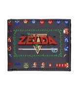 Bioworld Wallet - Nintendo - Zelda Sublimated Bi-Fold New Toys mq2rbrntn