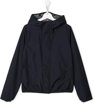 Herno TEEN hooded jacket