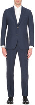 Richard James Single-breasted slim-fit wool-crepe suit