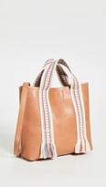 Madewell Transport Inset Zip Crossbody Bag
