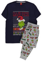George Dr. Seuss The Grinch Christmas Pyjamas