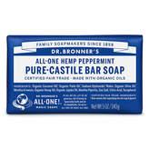 Dr. Bronner's Dr. Bronner Castile Bar Soap - Peppermint