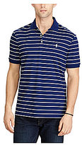 Polo Ralph Lauren Big & Tall Classic-Fit Striped Soft-Touch Short-Sleeve Polo Shirt