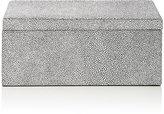 Barneys New York Shagreen-Effect Large Box