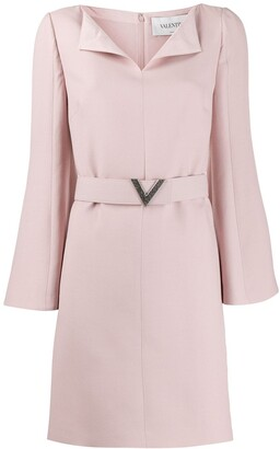 Valentino VGOLD belted dress