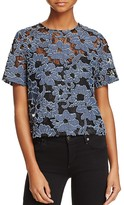 Lucy Paris Demi Floral Top