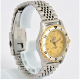 Tag Heuer 2000 974.013R Stainless Steel & Gold Plated 36mm Womens Watch