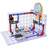 Asstd National Brand Snap Circuits 3D Illumination Set Stem