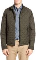 Ben Sherman Quilted Harrington Jacket