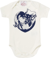 Vivienne Westwood Save Arctic Baby Grow Size 9-12 Months