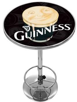 Guinness Trademark Global Smiling Pint Pub Table Trademark Global