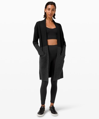Lululemon Restful Intentions Sweater Wrap *Online Only