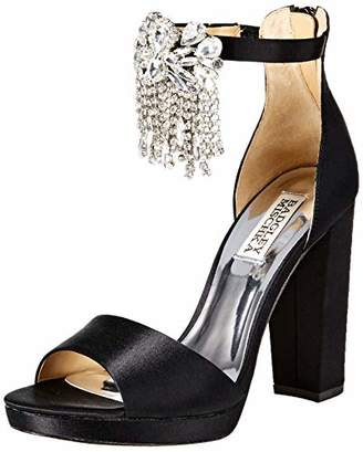 Badgley Mischka Women's Fascinate Heeled Sandal