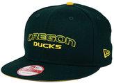 New Era Oregon Ducks Core 9FIFTY Snapback Cap