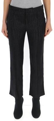Isabel Marant Striped Slim-Fit Pants