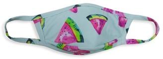 Pq Kid's MasQini Reusable Watermelon-Print Face Mask