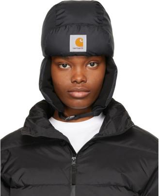Carhartt Work In Progress Black Byrd Hood Hat
