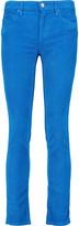 Etoile Isabel Marant Maxene cotton-blend corduroy skinny pants