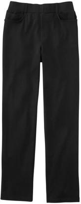 L.L. Bean Women's Perfect Fit Pants, Five-Pocket Slim