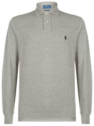 Ralph Lauren Long-Sleeved Polo Shirt