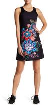 Nanette Lepore Tapestry Printed Dress