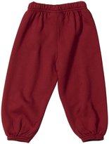 City Threads Soft Fleece Doof Pant (Baby) - Dark Red-3-6 Months