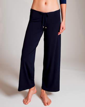 Karla Colletto Resortwear Drawstring Pant