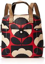 Orla Kiely Women's Small Tote Backpack
